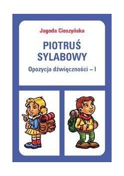 Piotruś sylabowy - Opozycja dźwięczności I WE