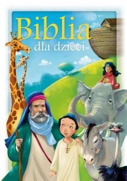 Biblia dla dzieci B5