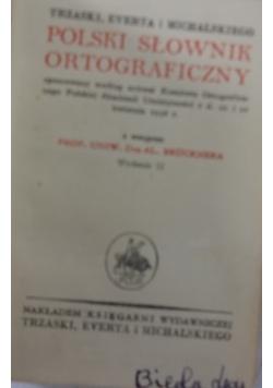 Polski słownik ortograficzny