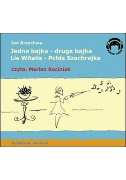 Jedna bajka - druga bajka... Audio CD