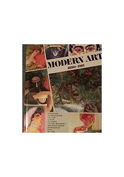 Modern Art 1890-1918