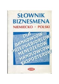 Słownik biznesmena niemiecko - polski