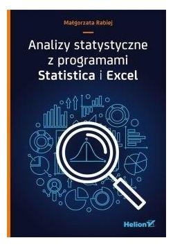 Analizy statystyczne z programami Statistica i Exc