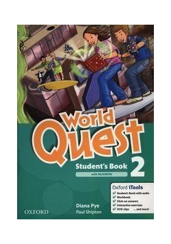 World Quest 2 SB Pack OXFORD