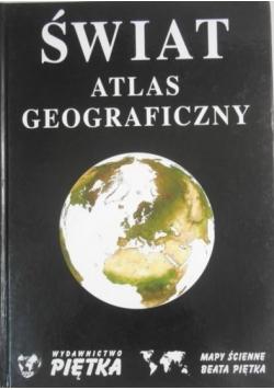 Świat. Atlas geograficzny