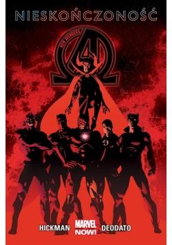 New Avengers T.2 Nieskończoność