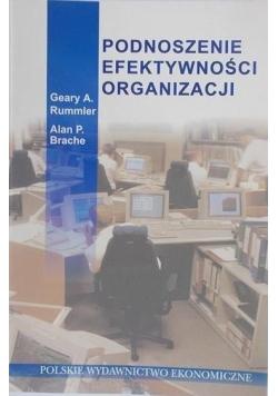 Podnoszenie efektywności organizacji