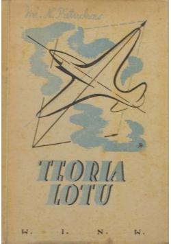 Teoria lotu, 1946 r.