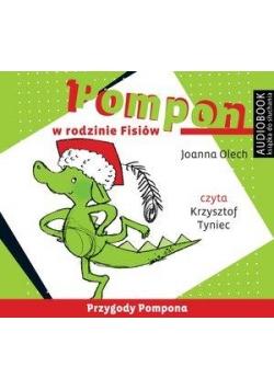 Pompon w rodzinie Fisiów audiobook