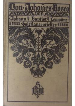 Do Johannes Bosco,1927r.