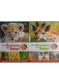 Przyjaciele na safari, 1-2