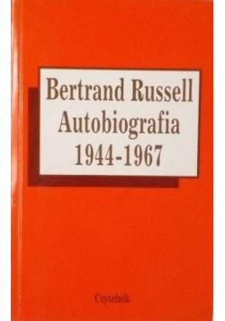 Bertrand Russell Autobiografia 1944-1967