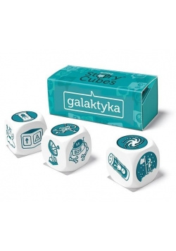 Story Cubes: Galaktyka REBEL