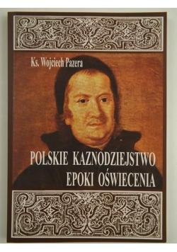 Polskie kaznodziejstwo epoki oświecenia