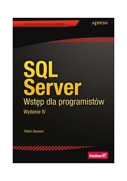 SQL Server Wstęp dla programistów, Nowa