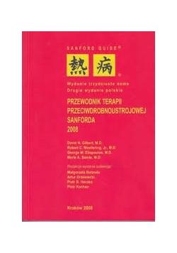 Przewodnik terapii przeciwdrobnoustrojowej Sanforda 2008