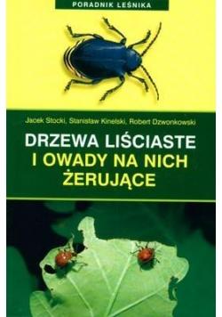 Poradnik leśnika. Drzewa liściaste i owady..