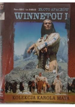 Złoto Apaczów Winnetou I, płyta DVD