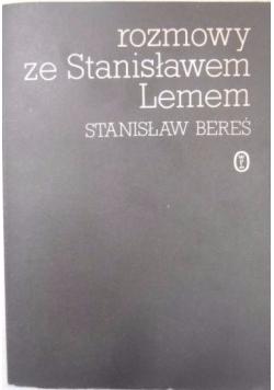 Rozmowy ze Stanisławem Lemem