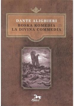 Boska Komedia La Divina Commedia