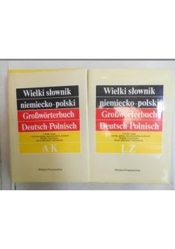 Wielki słownik niemiecko- polski, T. I-II