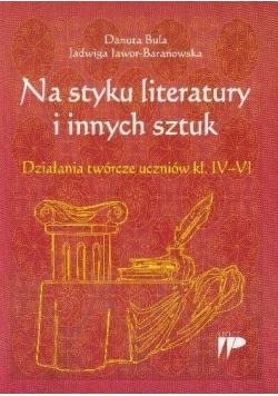 Na styku literatury i innych sztuk