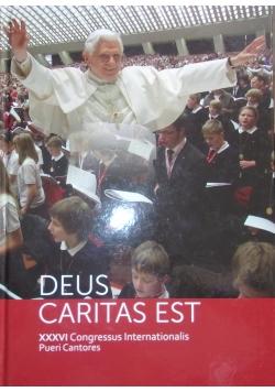 Deus caritas est XXXVI Congressus Internationalis Pueri Cantores