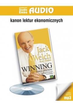 Winning znaczy zwyciężać. Książka audio CD MP3