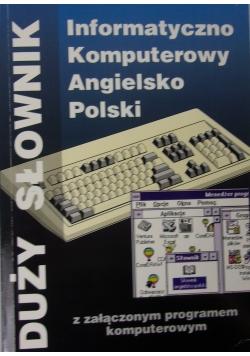 Duży Słownik Informatyczno Komputerowy Angielsko Polski
