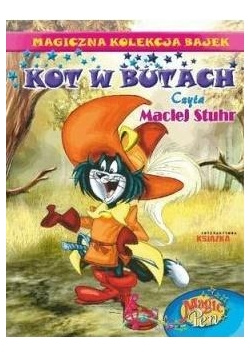 Magiczna Kolekcja Bajek T.1 Kot w butach + CD
