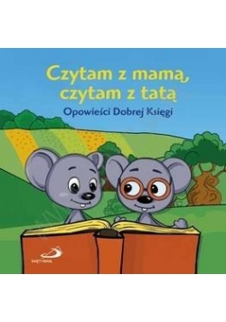 Czytam z mamą, czytam z tatą