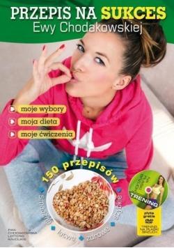 Przepis na sukces Ewy Chodakowskiej + DVD