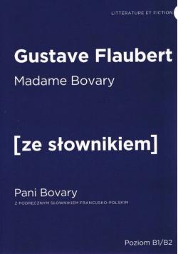 Pani Bovary wersja francuska z podręcznym słownikiem francusko-polskim