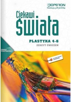Plastyka SP 4-6 Ciekawi świata ćw w.2012 OPERON