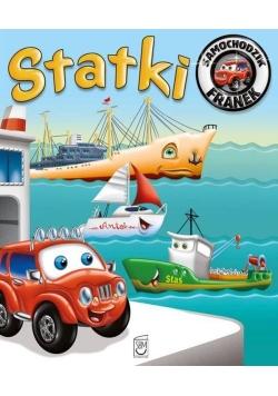 Samochodzik Franek Statki