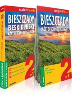 Explore!guide Bieszczady 2w1