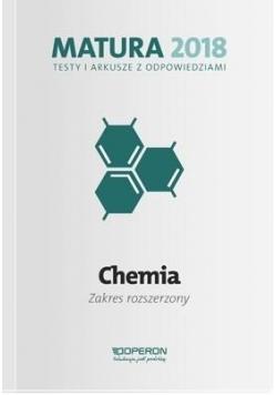 Matura 2018 Chemia. Testy i arkusze ZR