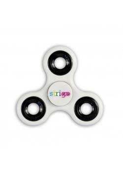 Spinner fidget biały STRIGO