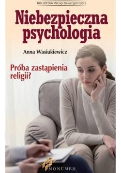 Niebezpieczna psychologia