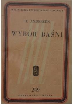 Wybór baśni, 1945 r.
