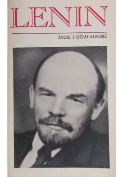 Lenin życie i działalność