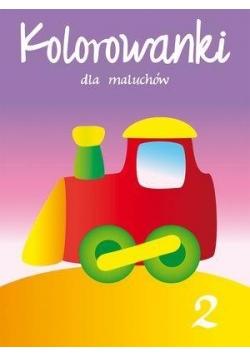 Kolorowanki dla maluchów 2
