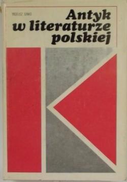 Antyk w literaturze polskiej