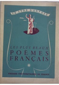 Les plus beaux poemes francais, 1947r.