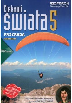 Ciekawi świata Przyroda 5 Podręcznik