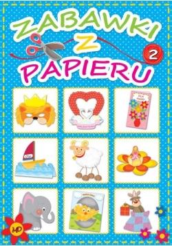Zabawki z papieru 2