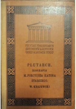 Plutarch biografia, 1911 r.