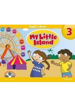 My Little Island 3 PB + CD PEARSON, nowa