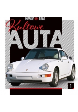 Kultowe Auta T.1 Porsche 964 Turbo