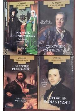 W kręgu codzienności, zestaw 4 książek